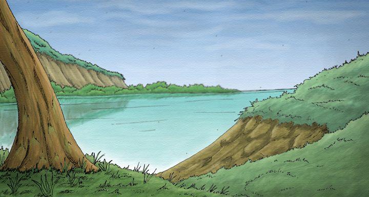 Lake - Haris Ramadi
