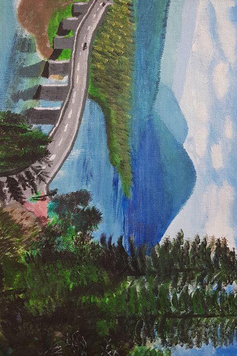 across the river - atoomy