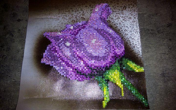 Purple rain - Amantadinakiss