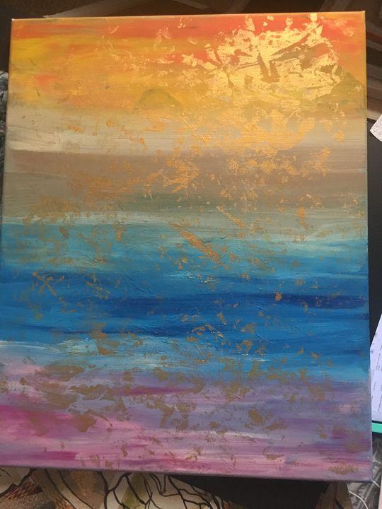 Abstract 1 - jayduckyartwork