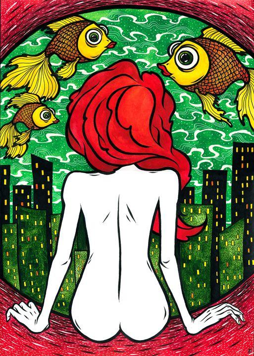 Night city tales - Darya Lavinskaya