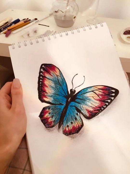 SweetButterfly - Sanda