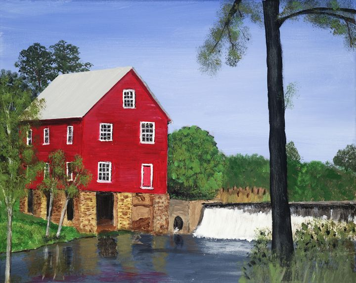 Starr's Mill - Don Barnes