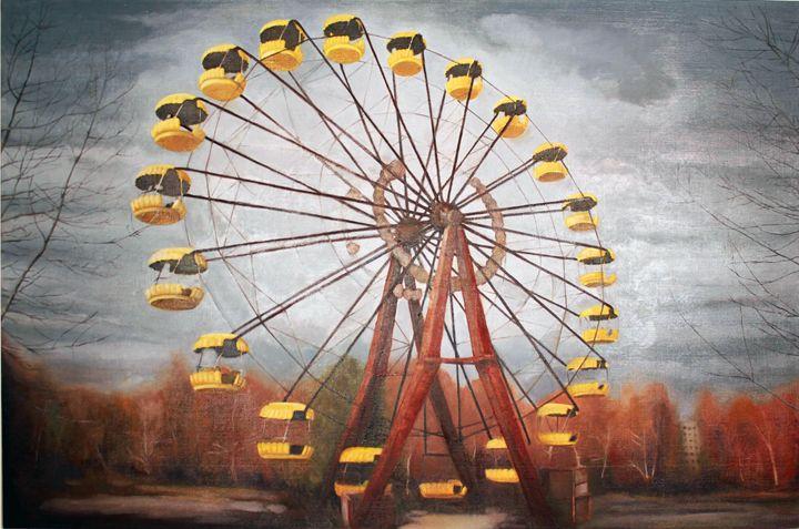 Ferris wheel - Atila Adam