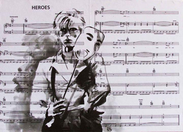 Heroes - Kateyna Bortsova