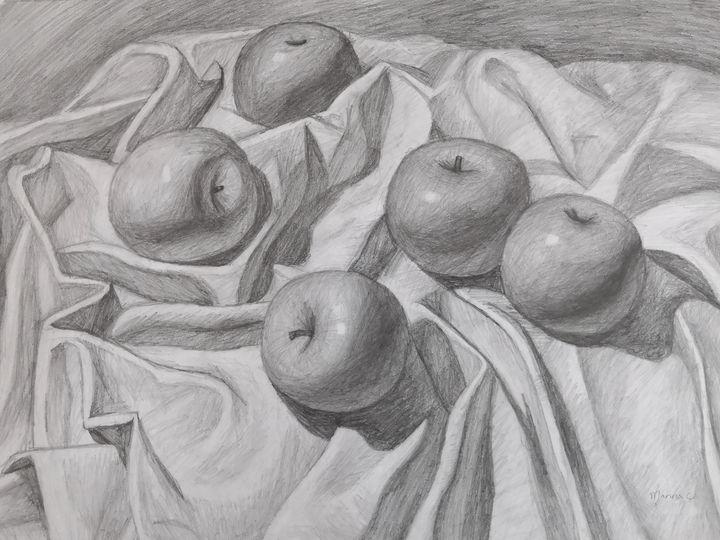 Apples! - Marina C