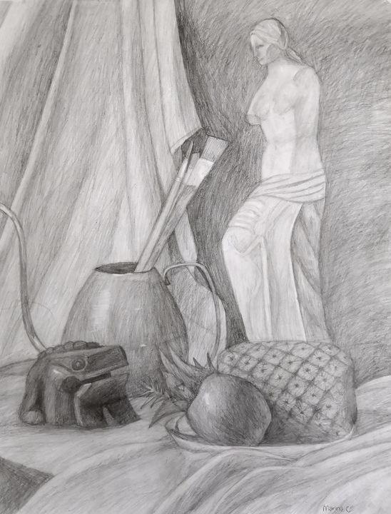 An Artistic Display - Marina C