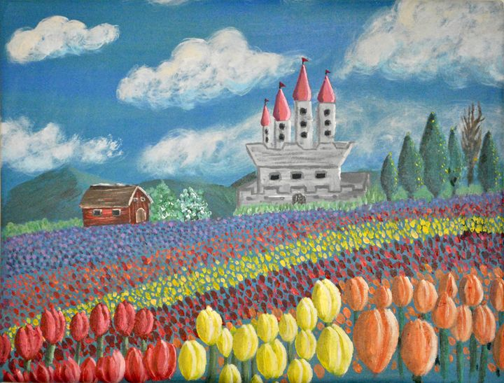 Sea of Colors - Yohan Bel