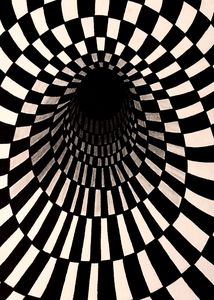 Checkered Tunnel