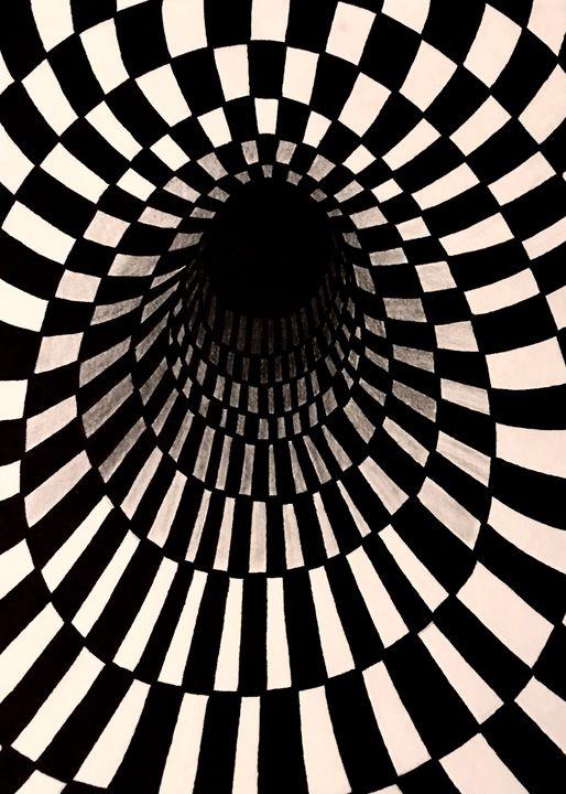 Checkered Tunnel - Morgan Evans