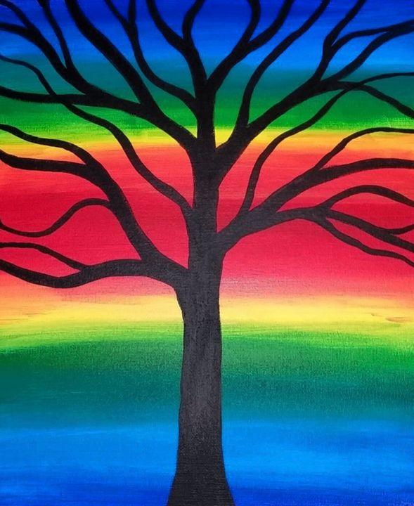 Rainbow Tree - Morgan Evans