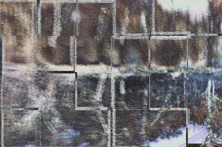 Silent Surrealistic Reflections - Gregory Patrick Lafferty