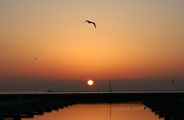 The Quintessential Sunrise - Gregory Patrick Lafferty