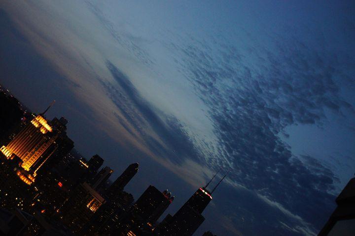 Skydance - Gregory Patrick Lafferty