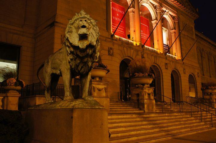 Leo Heralding The Arts - Gregory Patrick Lafferty