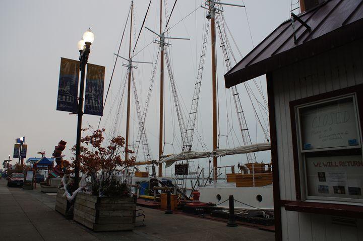 Navy Pier Not - Gregory Patrick Lafferty