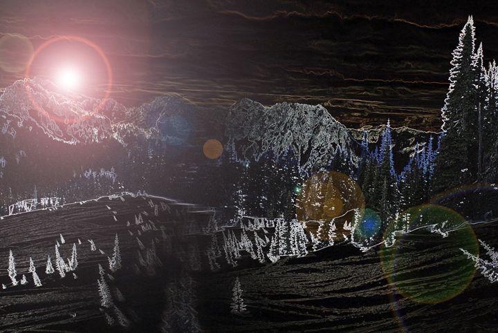 Alpine Lensing - Gregory Patrick Lafferty