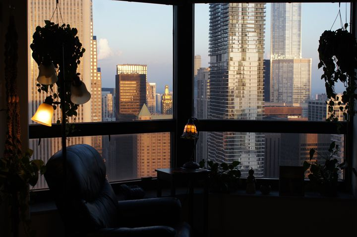A Room With A View - Gregory Patrick Lafferty