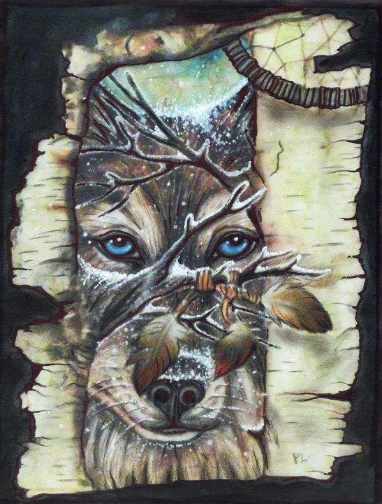 Blue Eyes Among the Birch - Kichi Sibi Memories