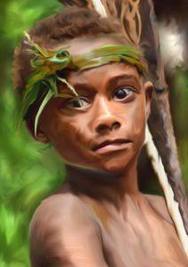 Wagosia Boy
