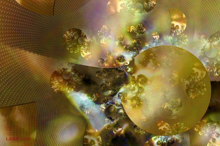 Sphere 01 - L. S. Digi-Art
