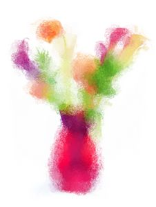The Blurred Bouquet