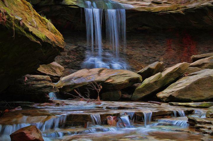 Blue Hen Falls - Mndphoto