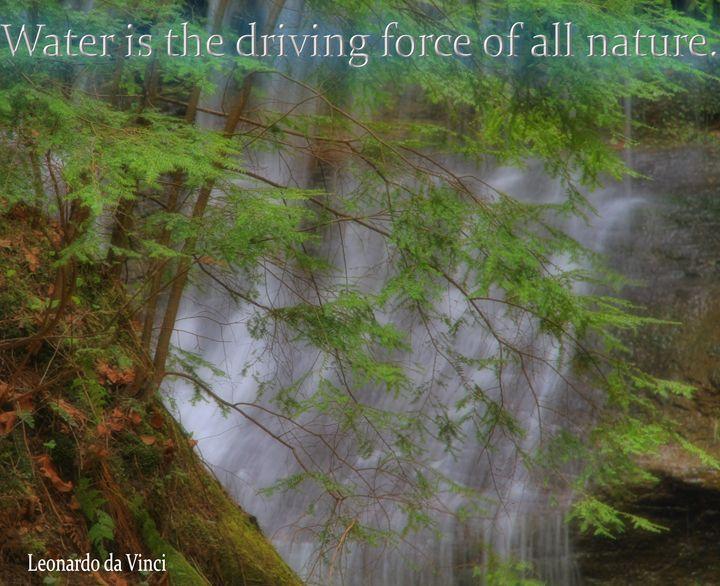 Force Of Water - Mndphoto
