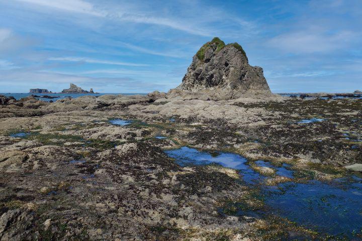 Low Tide Beach - Mndphoto