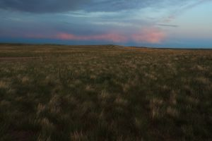 High Plains Sunset