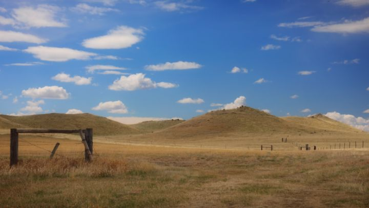 High Plains Farmland - Mndphoto