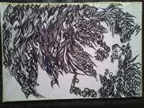 Original hand draw .