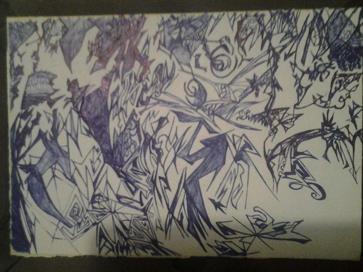 Mind Labyrinth - Shadows Of Imagination