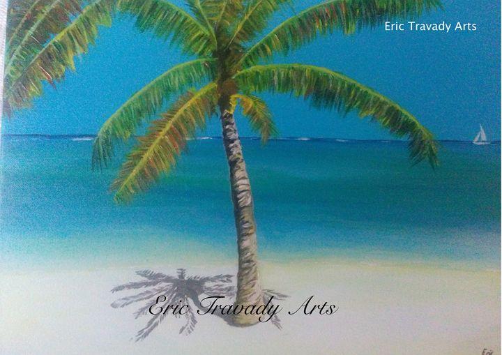 Blue Paradise - Eric arts