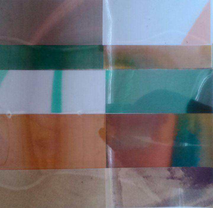 Fractured Line - Steve B Robinson