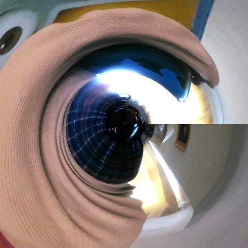Tartan Eye - Steve B Robinson