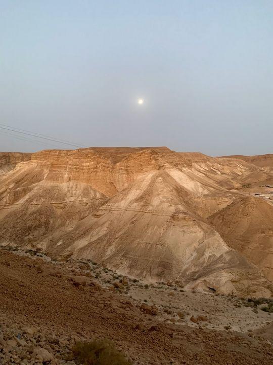Masada - Shayna's place