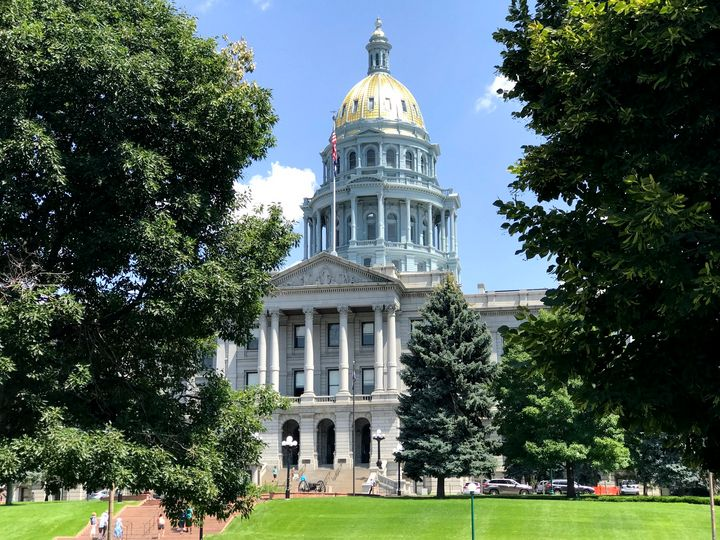 Colorado state capital - Shayna's place