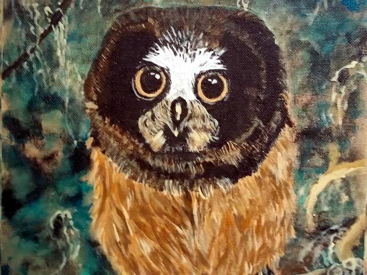 Owl Hoo - Animart