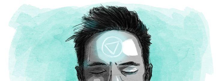 Closed Eyes - Digital Art Hub