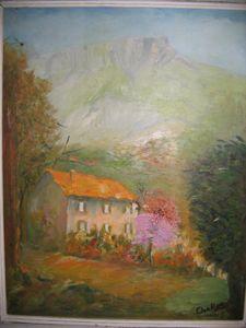 Provencal  Landscape