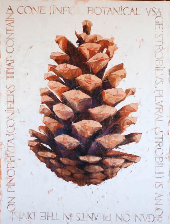 A cone. - Igor Shulman
