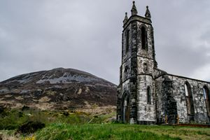 Irish Church Ruins