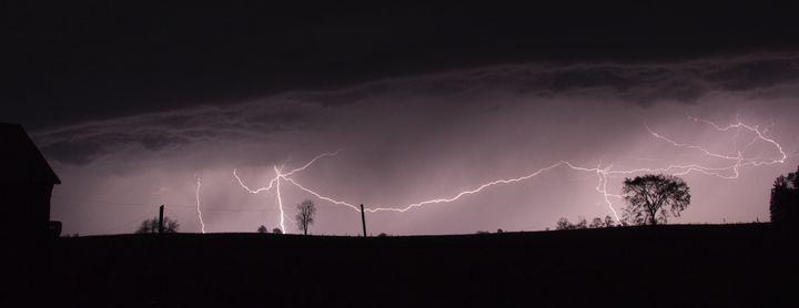 Lightening Strikes - Zita Ruth Photography