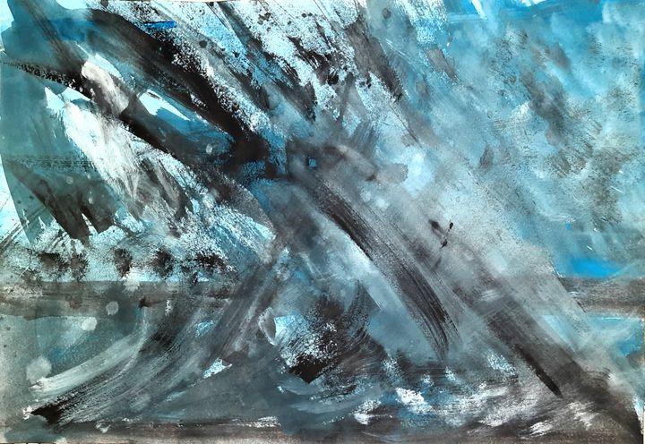 Wave of tears - Asta's Art