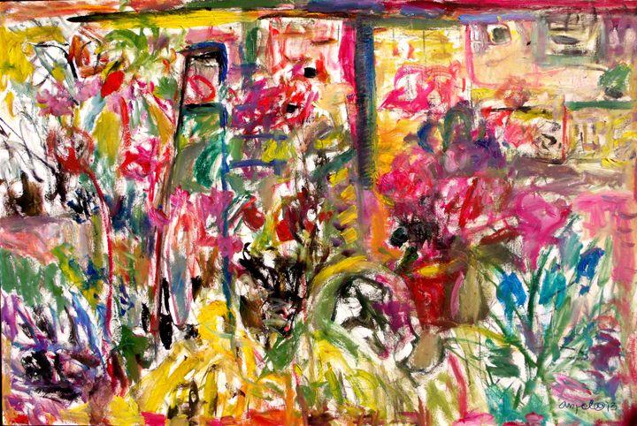 Whelan's garden 1 - mykulanjelo
