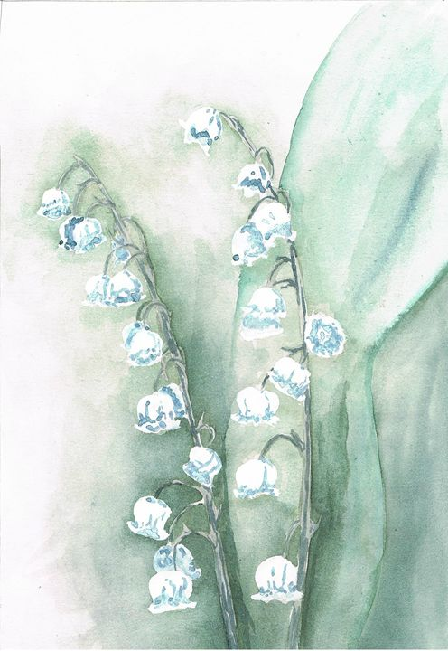 Lily of the Valley - mbj-designs