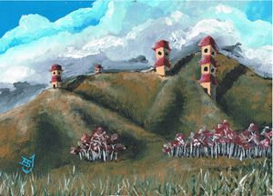 Towers on the Hills