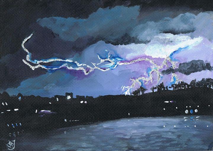 The Lightning Strike - mbj-designs