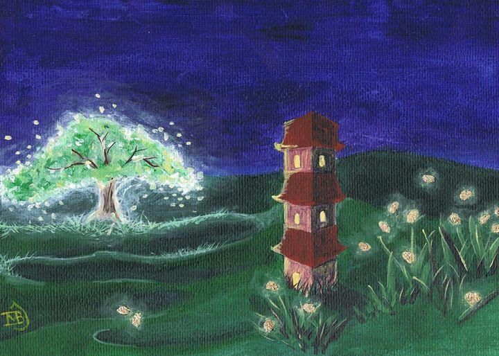 Night Light - mbj-designs